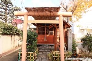 大京神社(新宿区大京町)1