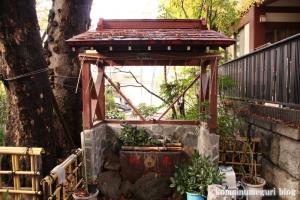 多武峯神社(新宿区内藤町)5