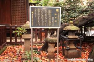多武峯神社(新宿区内藤町)10
