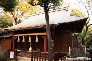 多武峯神社(新宿区内藤町)11