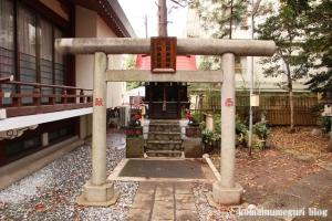 多武峯神社(新宿区内藤町)12