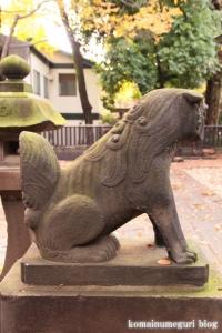 多武峯神社(新宿区内藤町)17