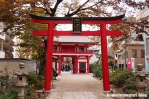 成子天神社(新宿区西新宿)4