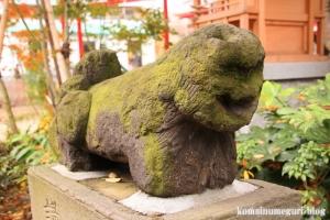成子天神社(新宿区西新宿)20