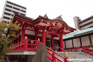 成子天神社(新宿区西新宿)24