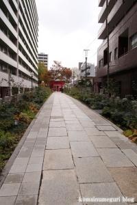 成子天神社(新宿区西新宿)3