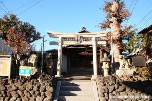 船玉神社(藤沢市大鋸)1