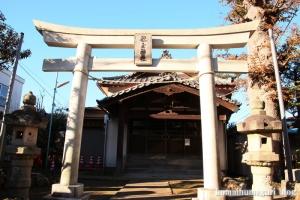 船玉神社(藤沢市大鋸)5