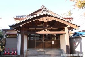 船玉神社(藤沢市大鋸)9