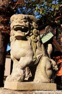 船玉神社(藤沢市大鋸)3