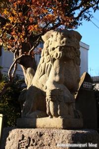 船玉神社(藤沢市大鋸)4