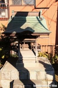 船玉神社(藤沢市大鋸)11