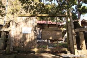 滝口明神社(藤沢市片瀬)13