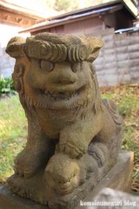滝口明神社(藤沢市片瀬)6