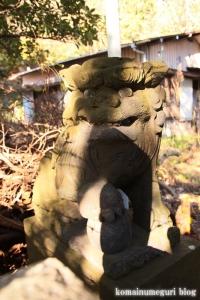 滝口明神社(藤沢市片瀬)7