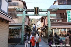 江島神社(藤沢市江の島)2