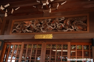江島神社(藤沢市江の島)35