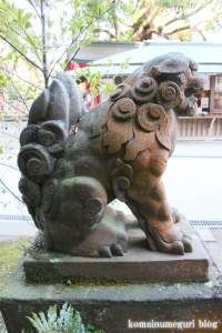 江島神社(藤沢市江の島)45