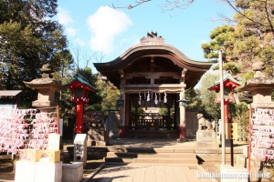 江島神社(藤沢市江の島)88