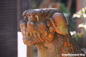 江島神社(藤沢市江の島)101