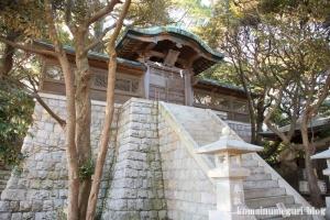 児玉神社(藤沢市江の島)14