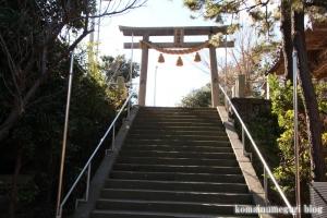 小動神社(鎌倉市腰越)4