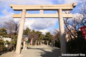 諏訪神社 下社(藤沢市片瀬)3