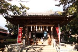 諏訪神社 下社(藤沢市片瀬)11
