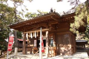 諏訪神社 下社(藤沢市片瀬)12