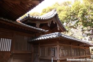 諏訪神社 下社(藤沢市片瀬)13