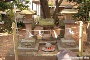 諏訪神社 下社(藤沢市片瀬)16