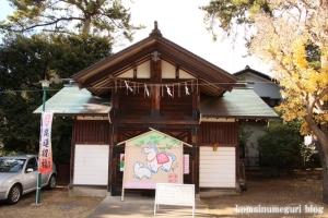 諏訪神社 下社(藤沢市片瀬)18