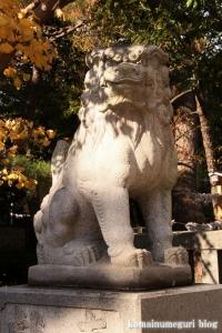 諏訪神社 下社(藤沢市片瀬)10