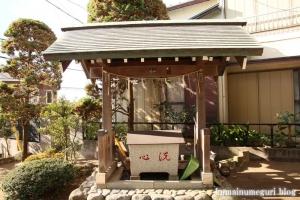 諏訪神社 上社(藤沢市片瀬)3