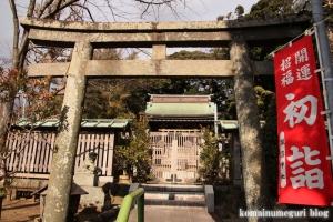 諏訪神社 上社(藤沢市片瀬)7
