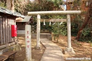 諏訪神社 上社(藤沢市片瀬)10