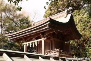 諏訪神社 上社(藤沢市片瀬)12