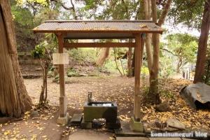 熊野神社(鎌倉市手広)3