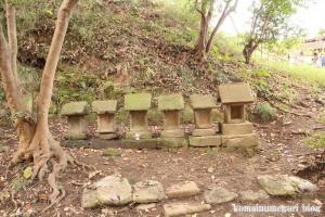 熊野神社(鎌倉市手広)9