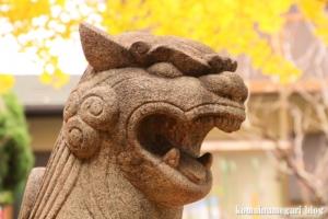 熊野神社(鎌倉市手広)20