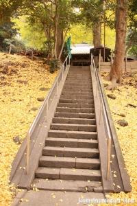 熊野神社(鎌倉市手広)2