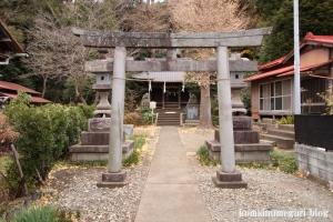 御霊神社(鎌倉市梶原)4