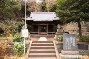 御霊神社(鎌倉市梶原)8