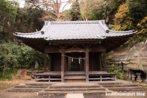 御霊神社(鎌倉市梶原)10
