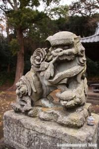 御霊神社(鎌倉市梶原)18