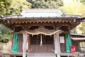 三嶋神社(鎌倉市笛田)4