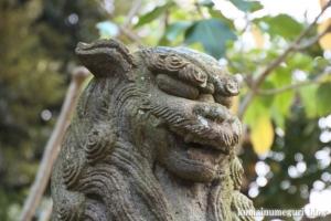 三嶋神社(鎌倉市笛田)14
