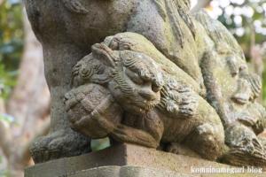 三嶋神社(鎌倉市笛田)15