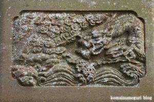 三嶋神社(鎌倉市笛田)17