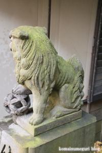 三嶋神社(鎌倉市笛田)12